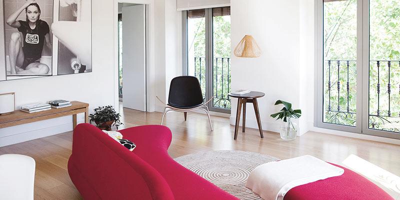 Apartamentos con estilo en Madrid