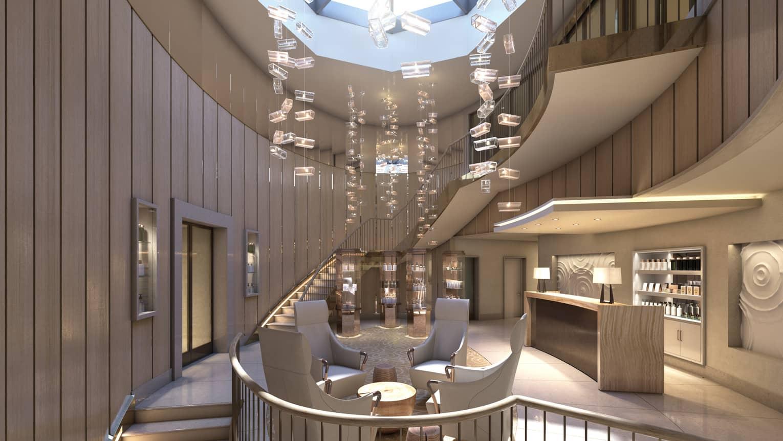 Los grandes hoteles de lujo desembarcan en Madrid