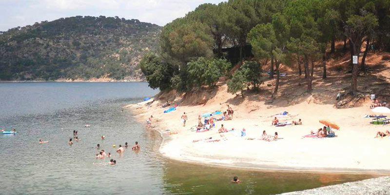 Las piscinas naturales imprescindibles de madrid plan madrid for La pedriza piscinas naturales