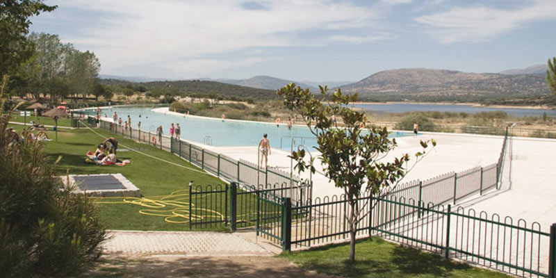 Las 7 piscinas naturales imprescindibles de Madrid