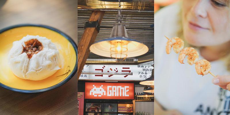 Running Sushi in Osaka, el Kaiten Sushi más auténtico